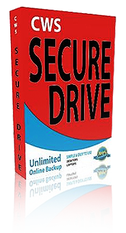 CWSSecureDrive for Desktops & Laptops