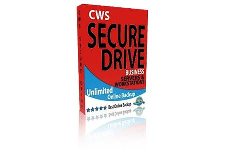 CWSC SecureDrive© for Servers & Workstations